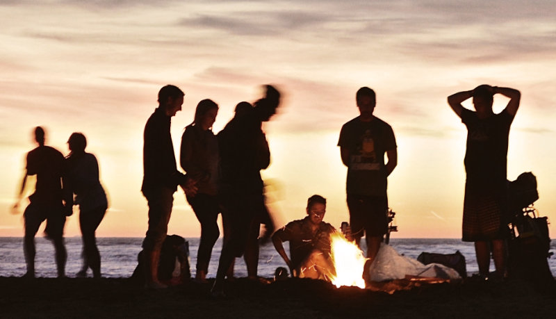 kelowna cannabis party at the beach